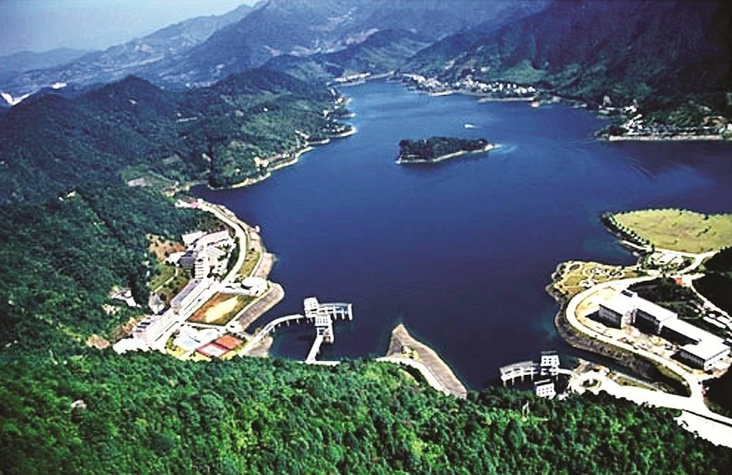 广州从化抽水蓄能站
